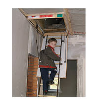 Лестница чердачная Stallux комбинированная