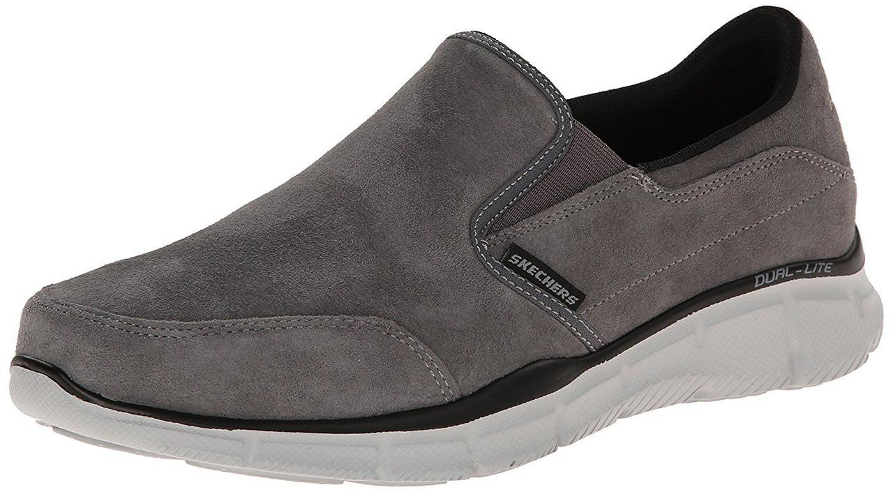 Мужская обувь Skechers  Sport Men's Equalizer Mind Game Slip-On Loafer  большой размер