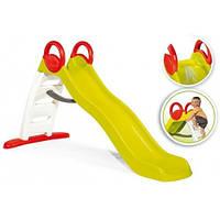 Детская горка с водным эффектом Funny Smoby 820400