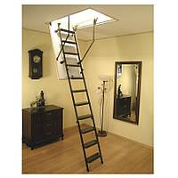 Лестница чердачная Metal металлическая