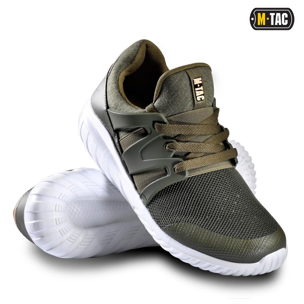 52f9e27dd037 M-Tac кроссовки Trainer Pro Olive/White