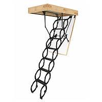 Лестница чердачная Nozycowe NT металлическая