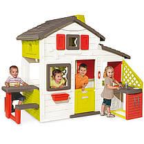 Дитячий ігровий будиночок з кухнею Smoby 810200, фото 2