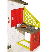 Детский игровой домик с кухней Smoby 810200, фото 3