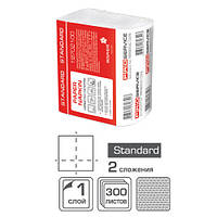 PROservice Standard Салфетки для диспенсера, 2 ст. 300 шт (24 шт / ящ)