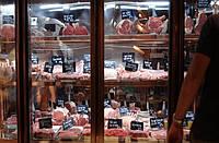 Холодильные витрины для мясной продукции