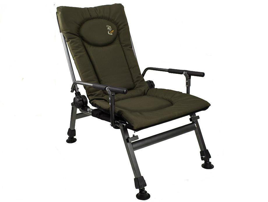 Кресло рыболовное Elektrostatyk F5R