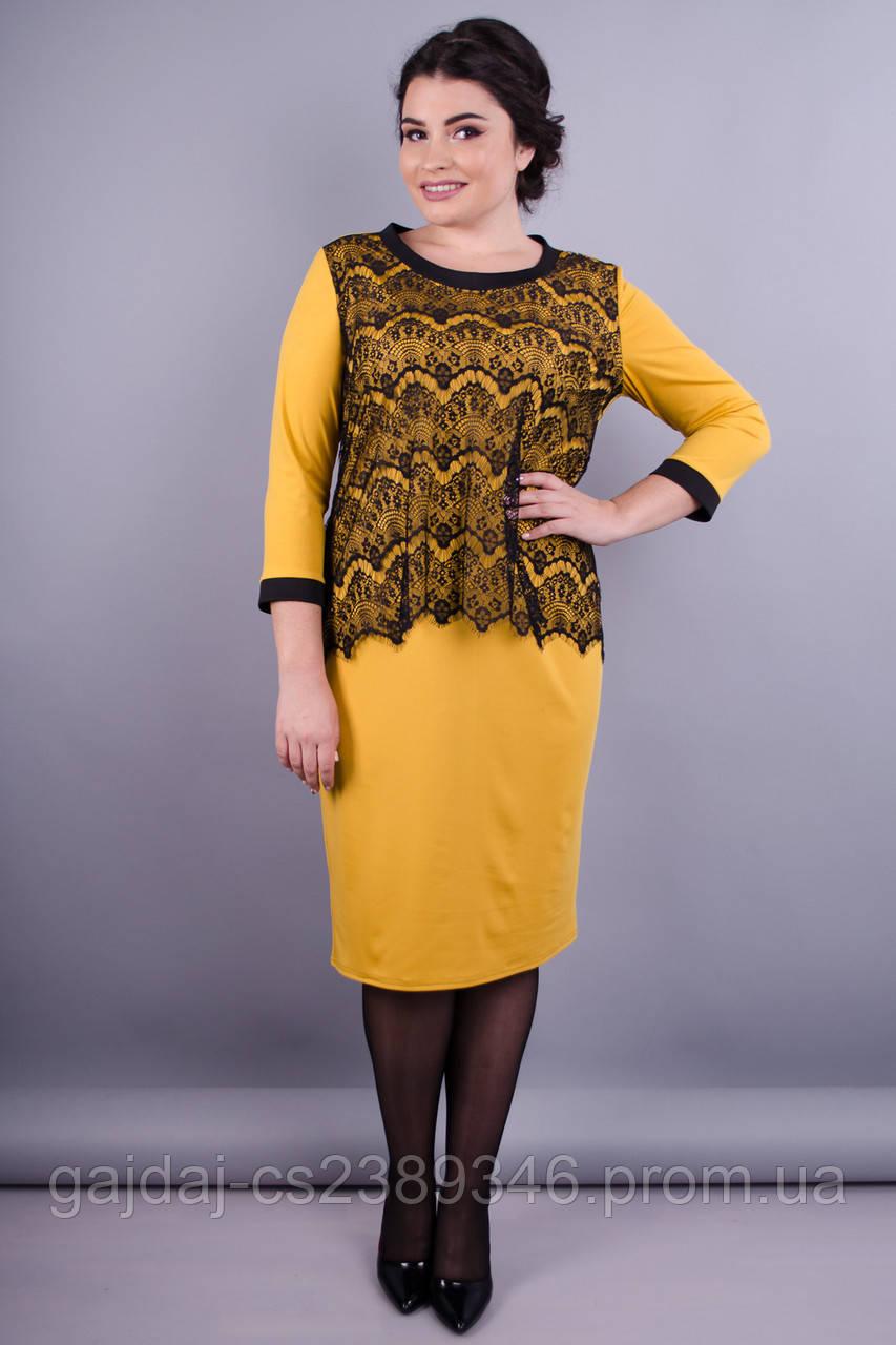 475ed56e8fcd1a Винтаж. Праздничное платье плюс сайз. Золотистый. 50, цена 242 грн ...