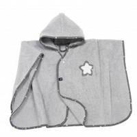 Пончо детское махровое с капюшоном ALVI Звезда