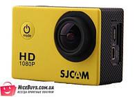 Экшн-камера SJ CAM SJ4000 (SJ4000-Yellow)