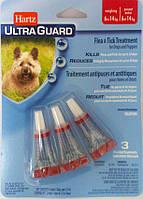 Hartz (Харц) Ultra Guard Капли от блох, клещей и комаров для собак и щенков от 6 до 14кг (1 пипетка)