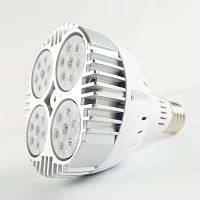 Светодиодная фито лампа для растений Oasisled E27 45W Nano space full spectrum NSFS - 45