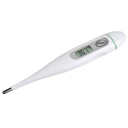 Детский электронный термометр Digital Thermometer KT-DT4B градусник для детей без ртути, фото 2