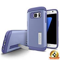 Чехол Spigen для Samsung S7 Slim Armor, Violet , фото 1