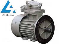 Взрывозащищенный электродвигатель КО82-10 22кВт 600об/мин