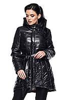 Куртка Нелли - черный: 46,48,50,52