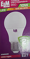 Светодиодная лампа ELM Led B60 10W E27 3000 PA10 (2000000124551)