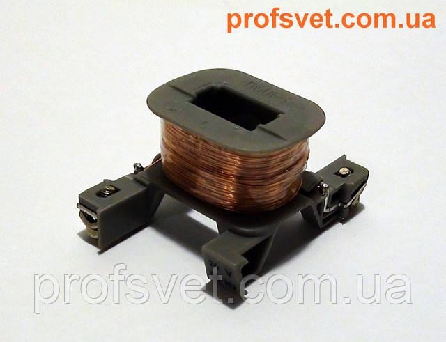 фотографія котушка контактора пускача пмл-1 10-16-ампер етал