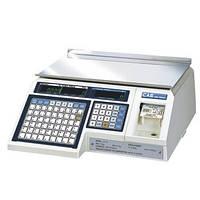 Весы с чекопечатью CAS LP 1.6 (RS232)