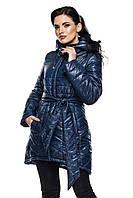 Куртка Нелли - синий: 46,48,50,52