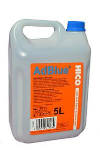 Реагент AdBlue Borg-Hico, каталитическая добавка (мочевина), 5 л, Польша