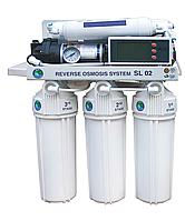 Система обратного осмоса ro-50-sl02m new