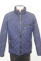 Мужская  стеганная демисезонная куртка   Батал оптом и розница, фото 1