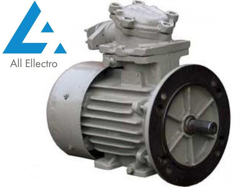 Взрывозащищенный электродвигатель КО42-8 3кВт 750об/мин