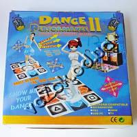 Танцевальный коврик Dance Performance II c PC-USB