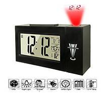 Часы электронные DS-3605 (будильник/дата/номер недели/температура/7 языков)
