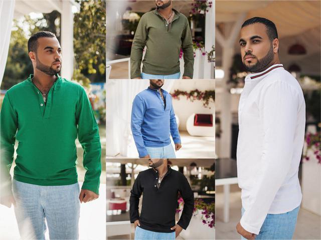 Мужские регланы, рубашки, полувер, кофты оптом