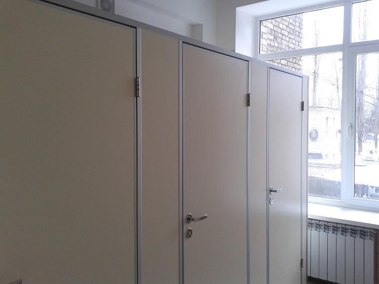 """Изготовление и установка сантехнических перегородок """"Элит"""" 25мм"""