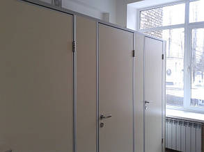 """Перегородки для туалетов """"Элит"""" 25мм"""