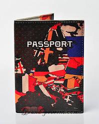 Обложка для паспорта Страны мира