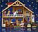 Будиночок з флоксовыми тваринами Happy Family 012-03 Заміський Будиночок (аналог Sylvanian Families), фото 10
