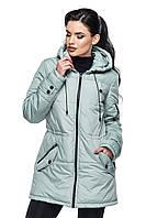 Куртка Мира - голубой: 44,46,48,50