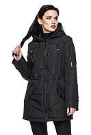 Куртка Мира - черный: 44,46,48,50