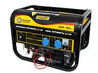 Бензогенератор, Генератор, Электрогенератор. Бензиновый Генератор. Электростанция, FORTE FG3500Е, Форте ФГ3500