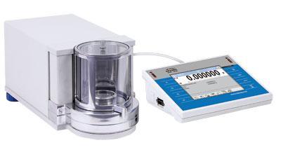Ультрамікровеси ваги серії UYA 2/F (для зважування фільтрів)