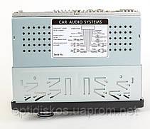 Автомагнитола MP3 с съемной панелью, 1087А (USB, SDHC, AUX, FM), фото 3