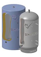 Буферная емкость БЕМ-1-1500 из углеродистой стали