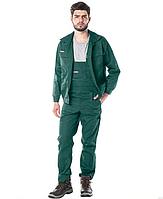 Рабочий комплект Master: полукомбинезон и куртка, фото 1