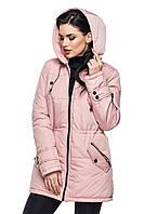 Куртка Мира - пудровый: 44,46,48,50