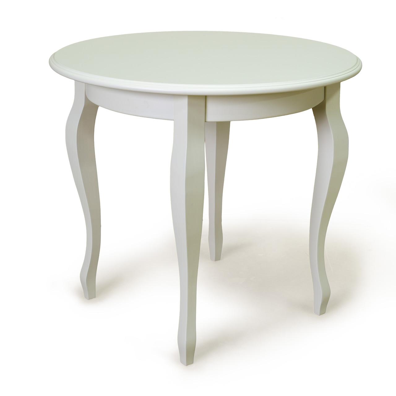 Кухонный стол Верона нераскладной Askalon из массива дерева, цвет на выбор