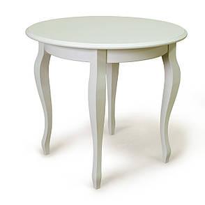 Кухонный стол Верона нераскладной Askalon из массива дерева, цвет на выбор, фото 2