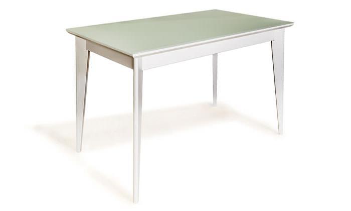 Кухонный стол  Милан нераскладной Askalon из массива дерева, цвет на выбор