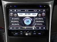 Штатная магнитола Hyundai Sonata