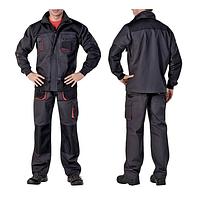 Рабочий комплект FORECO: полукомбинезон и куртка, фото 1