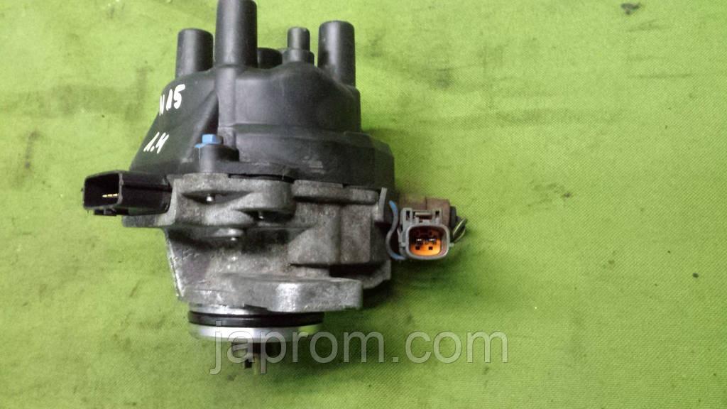 Распределитель (Трамблер) зажигания Nissan Almera N15 Primera 10/11 GA16 7 и 2 контакта