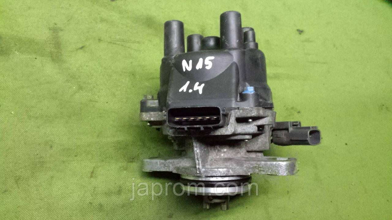 Распределитель (Трамблер) зажигания Nissan Almera N15 Sunny Y10 GA14 6 и 2 контакта